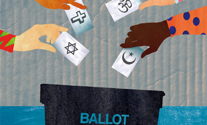 A good question: What does faith have to do with politics?