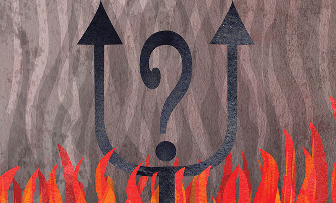 A good question: Is hell for real?