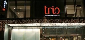 Trio Arkisto - Graphic Design Project