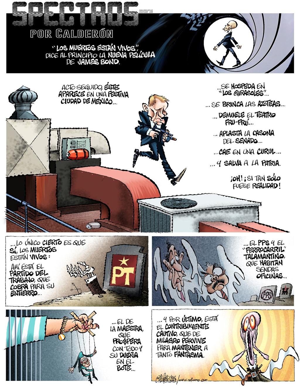 Spectros - Calderón
