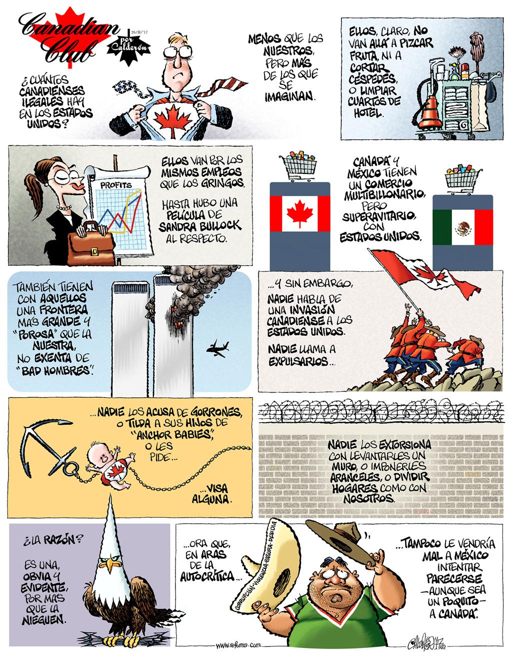 Canadian Club - Calderón