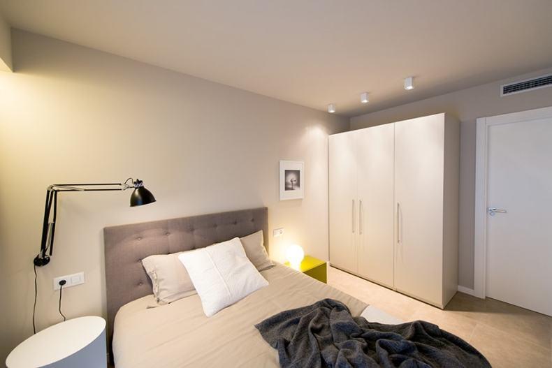 reforma interiorismo habitacion dormitorio