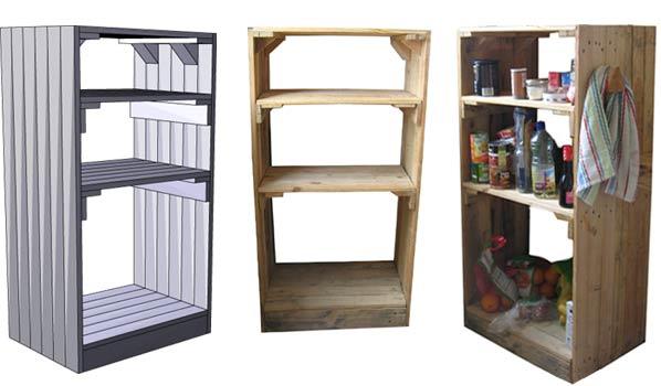 Reformas Blog  Muebles hechos con palets