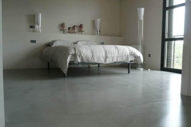 cemento pulido