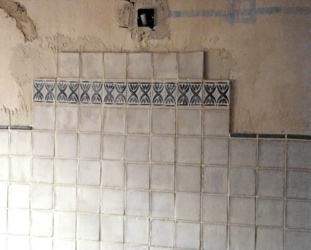 reposición de azulejos en cocina