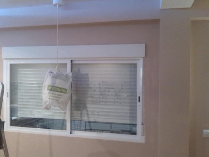Instalación ventanas de PVC