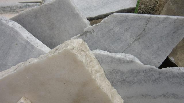 reparar el marmol