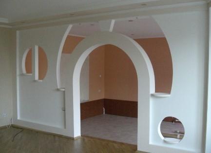 Cmo hacer arco de pladur en el pasillo  rpido bonito barato  Reformaster