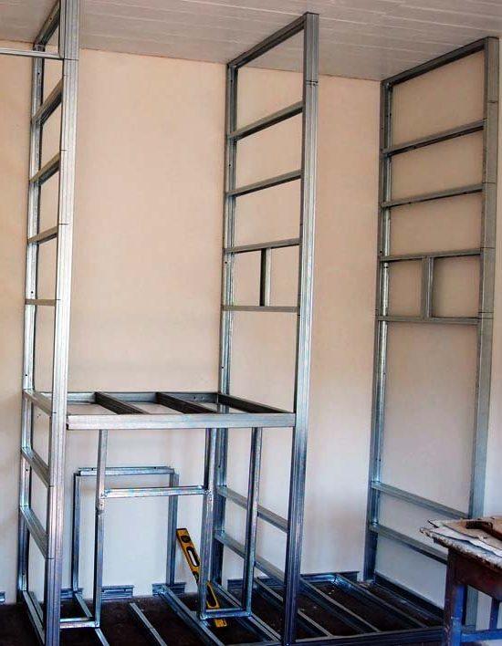 Cmo hacer un armario de pladur las ventajas y pasos de