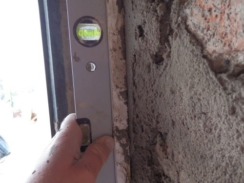 nivelar paredes