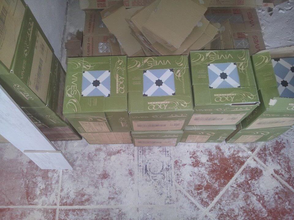 Azulejos y Suelos Hidrulicos de imitacin La Gua Completa