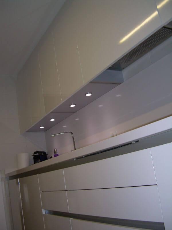 Luminarias Para Cocina Top Cheap Moderna Iluminacin