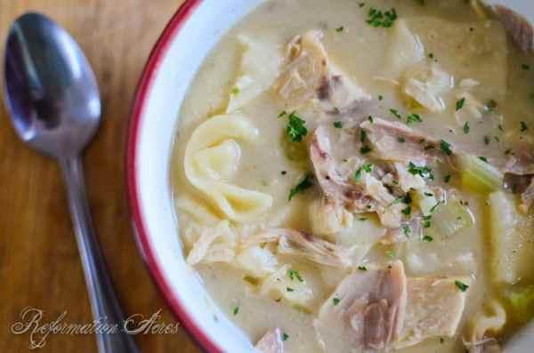 Soup Reformation Acres