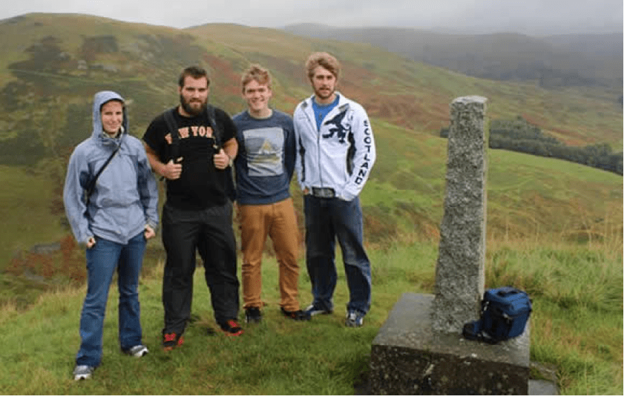 Semester in Scotland reformation tour 2013