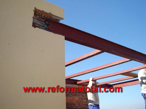 04 56 imagenes forjados cerrajeria reforma total en madrid empresa de reformas y obras - Fotos de estructuras metalicas ...