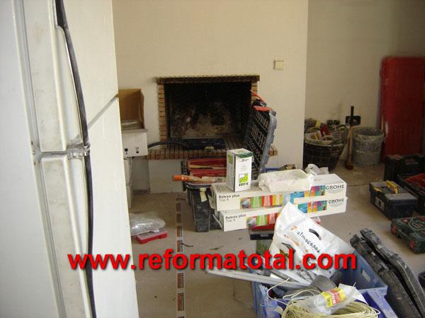 Apartamento reforma total en madrid empresa de for Reforma total de un piso