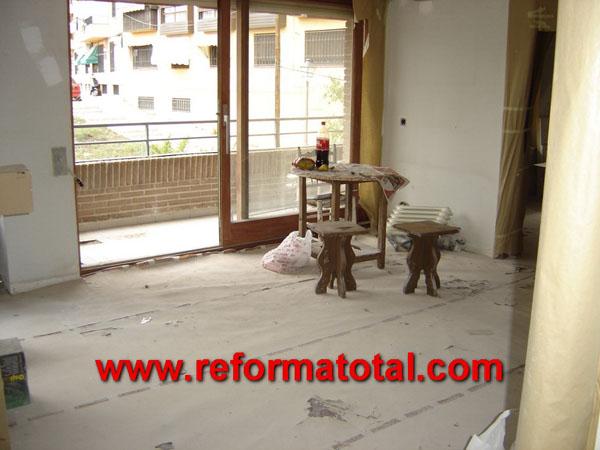 Renovar reforma total en madrid empresa de reformas y for Reforma total de un piso