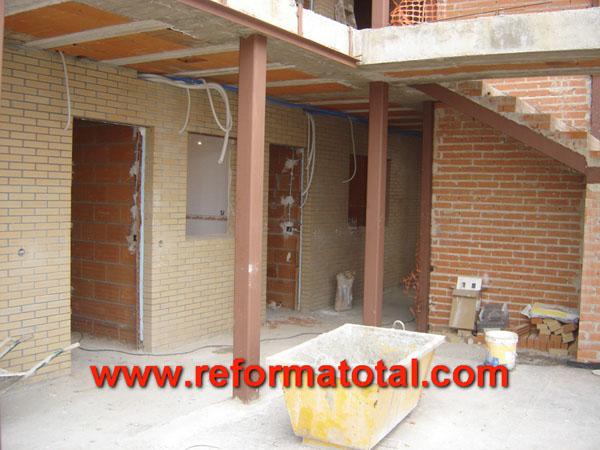 Construcciones reforma total en madrid empresa de - Empresa construccion madrid ...