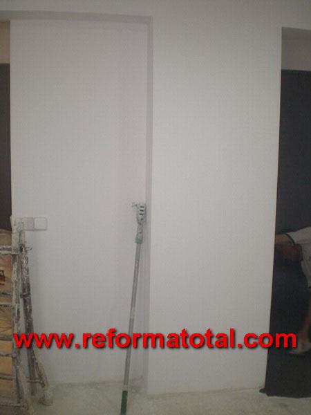 Pinturas paredes reforma total en madrid empresa de for Reforma total de un piso