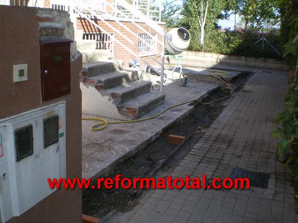 Construccion pilares reforma total en madrid empresa - Obras y reformas madrid ...