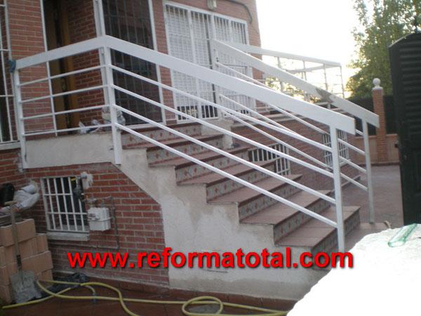 uefotos escaleras para exteriores