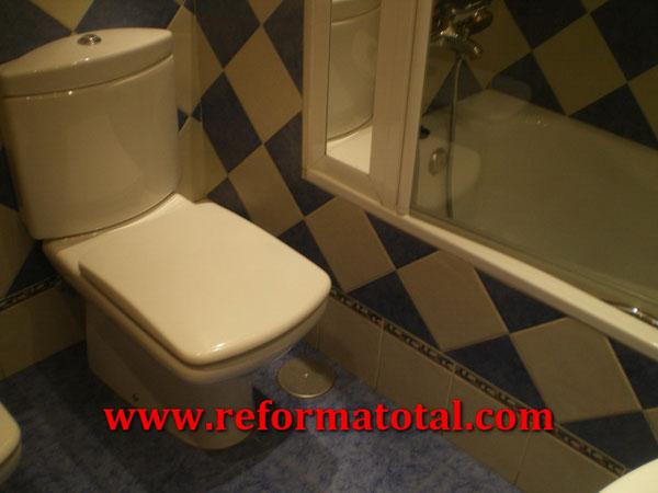 Precio reforma ba o reforma total en madrid empresa de - Precio reforma piso ...