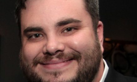 Jonathan Stickland helps keep Austin rigged