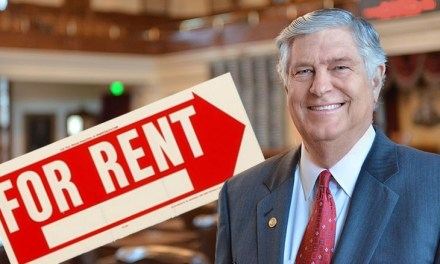 The rent is too high – but not for Paul Workman