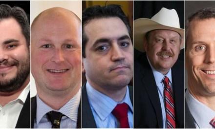 These are the legislators making excuses for sexual predators