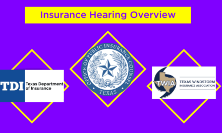 Recap of the First House Insurance Committee Meeting