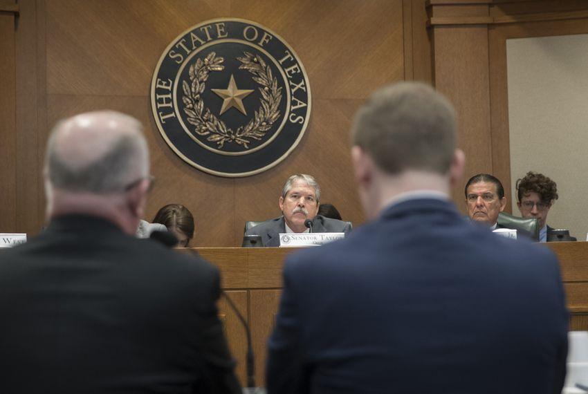 Santa Fe official testifies in somber committee hearing on school safety bills