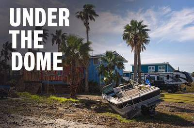 Hurricane Harvey destroyed every apartment in Rockport, Texas. Some residents are still waiting for help from lawmakers.