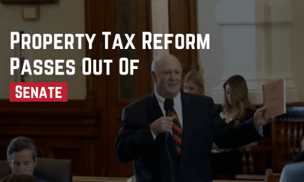 Senate's property tax reform plan gets Senate vote after 2 months of no movement