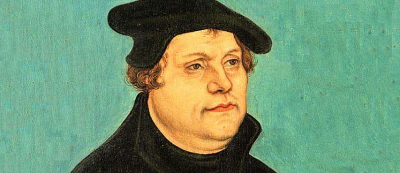 宗教改革掠影:馬丁路德 | 改革宗初學者