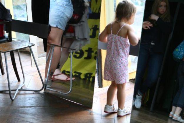 Tauschen statt kaufen - macht vor allem für Eltern schnell wachsender Kinder Sinn