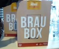 Braubox von www. besserbrauer.de ergibt 12 Flaschen Bier.