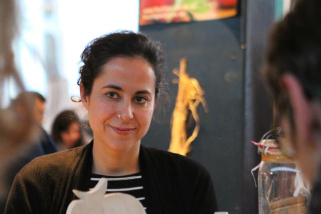 Franziska Gottschalk kocht Marmelade auch aus Obst, das man ihr schenkt