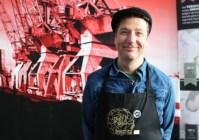 Eine Offenbarung sind die Saucen von Jan Daniel Fritz , Berlin