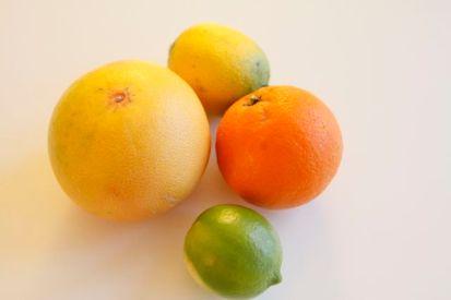 Alle Zitrusfrüchte hemmen ein Leberenzym - vor allem aber Grapefruits