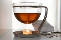 Tulsi-Tee sagt man tausend Heilkräfte nach - mir schmeckt er einfach nur gut
