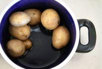 Hier nicht, aber sonst gut: Pellkartoffeln mit Kümmel kochen