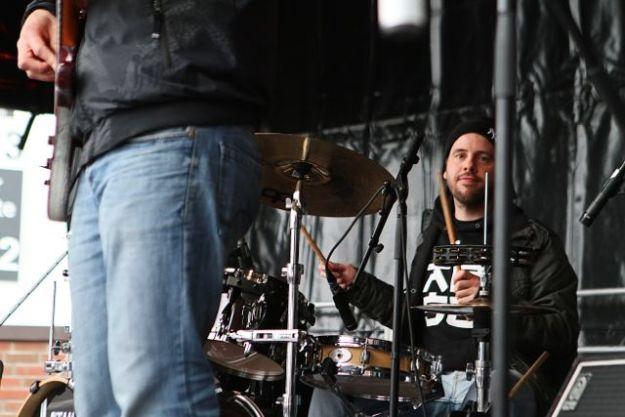 Drummer von DASSINDUNS