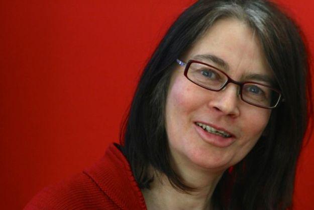 Annette Jensen, Autorin von »Glücksökonomie« und   »Wir steigern das Bruttosozialglück«