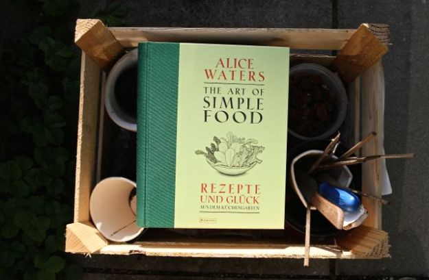 Geschaffen, um gebraucht zu werden: Alice Waters The Art Of Simple Food