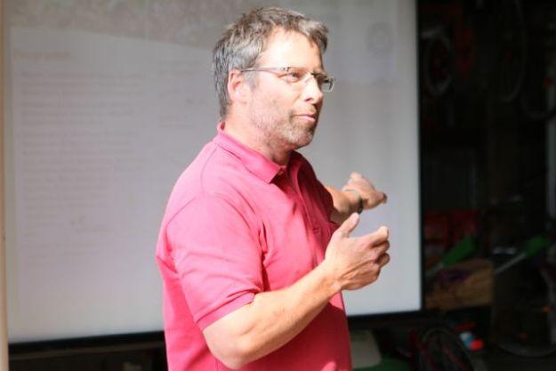 Michael Fleck, Geschäftsführer von Kultursaat e.V., skizziert eine unheilvolle Entwicklung - auch (und gerade) für Käufer von Bio-Gemüse