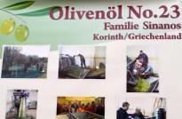 N° 23 ist ein Olivenöl für die herzhaft aromatische Küche