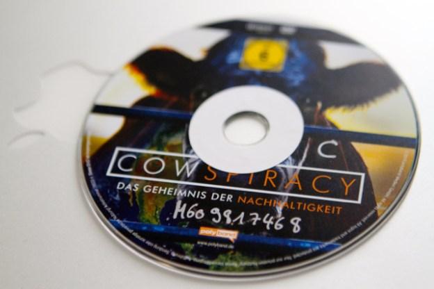 Cowspiracy - das Geheimnis der Nachhaltigkeit, von Kip Andersen und Keegan Kuhn