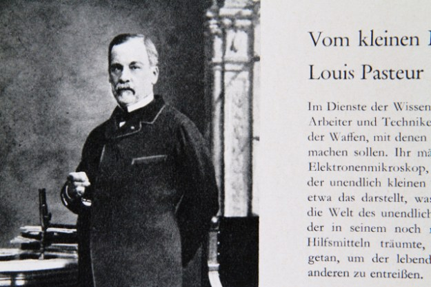 Pionier der Hygiene, Vater des Impfens: der Mikrobiologe und Chemiker Dr. Louis Pasteur
