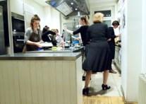 Impressionen von der #triasbloggerkitchen im Koch-Kontor, Hamburg