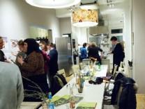 #triasbloggerkitchen im Hamburger Kochkontor, Februar 2017